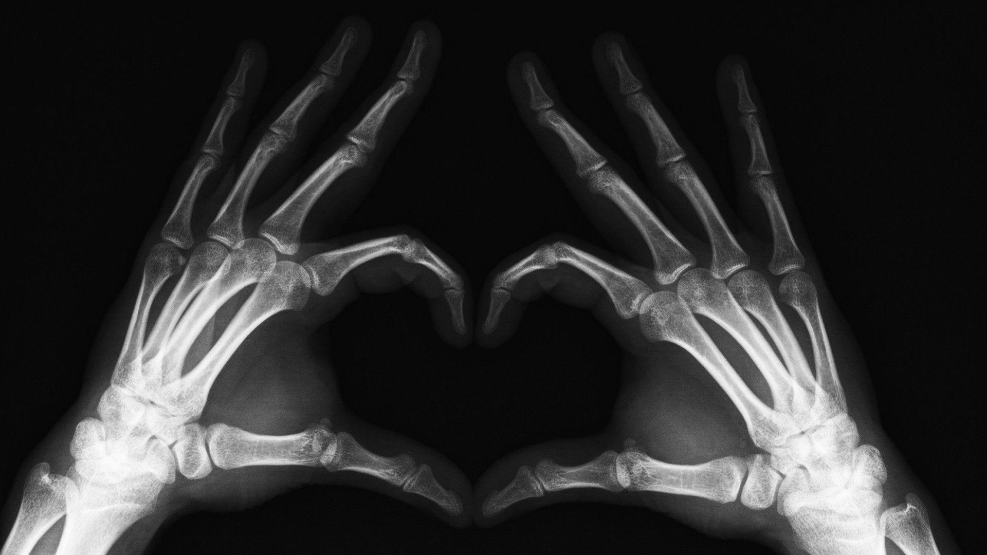 1920x1080 hands x ray wallpaper
