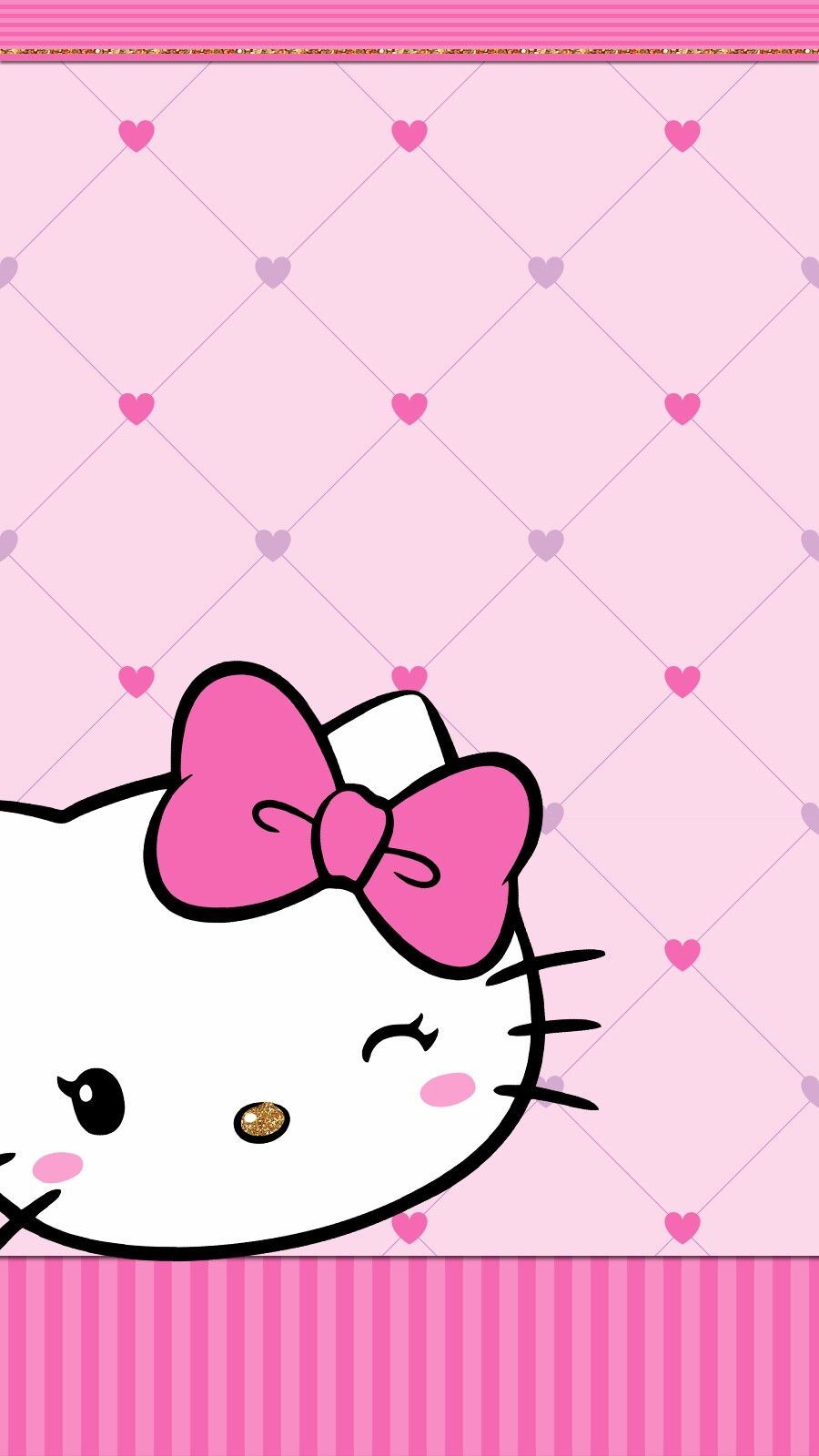 It S A Girl Wallpaper Iphone Cute Walls By Me Hello Kitty