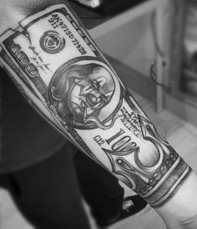 Pin De Marin Hristov Em Bugu Tatuagem De Dinheiro Tatuagem De Palhaco Tatuagem Coringa