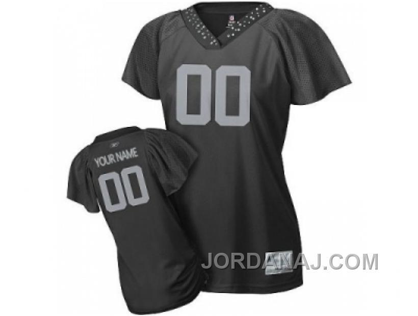 http   www.jordanaj.com customized-oakland-raiders-jersey -women-field-flirt-fashion-football.html CUSTOMIZED OAKLAND RAIDERS JERSEY  WOMEN FIELD FLIRT ... 92c08ba41