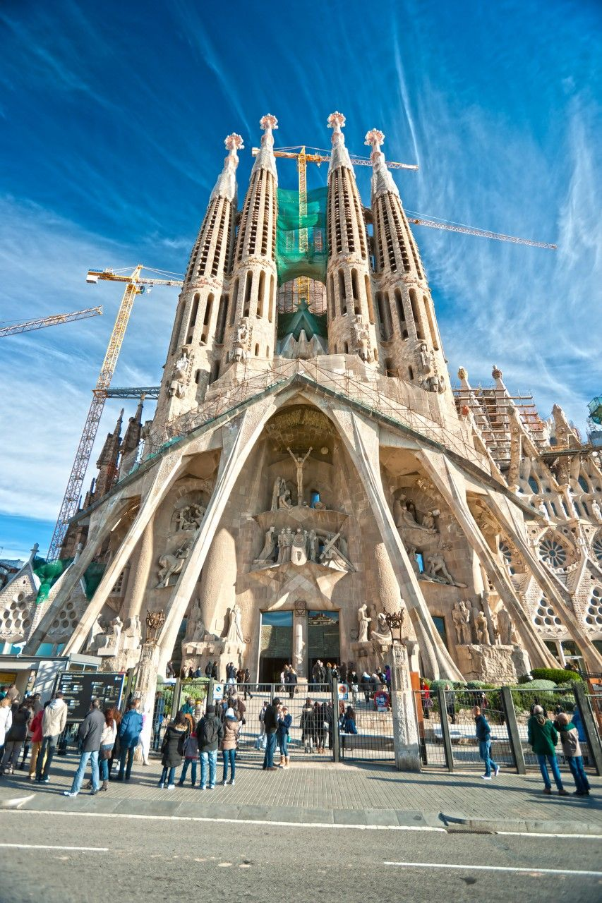 Most Famous Places in Barcelona Spain