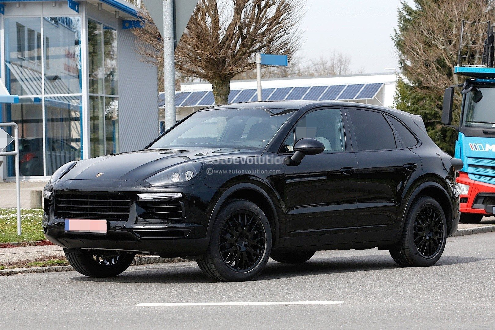 2018 porsche cayenne rendering spy shots price 2018 2019 car review