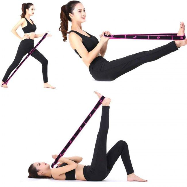 Bauen Sie Muskeln mit Gummibändern auf: mehr Effekte, nicht mehr Anstrengungen   – Sports / Fitness