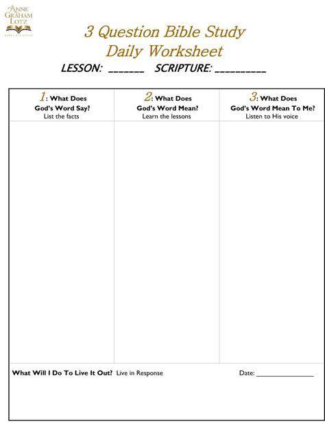 Following Study methods, Bible, Words