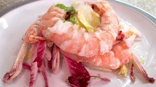 Shrimp Endive Salad