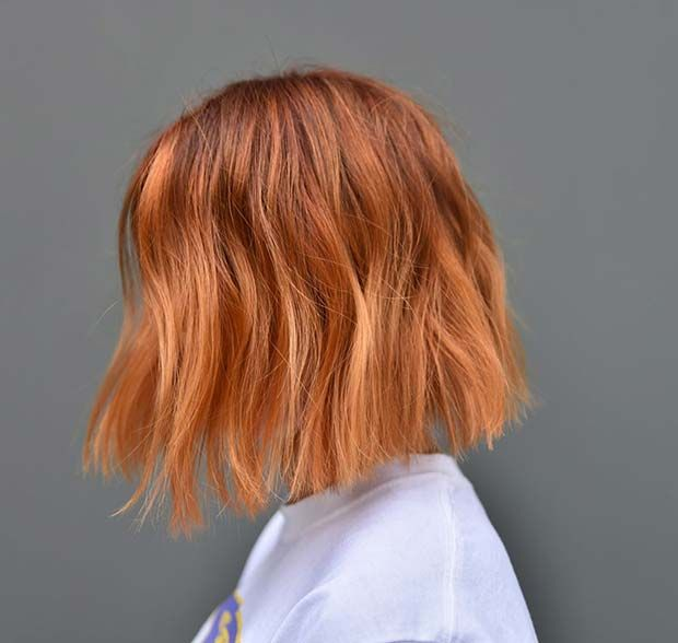 Photo of 43 Orange Hair Color Ideas for Bold Women | Page 2 of 4 | StayGlam
