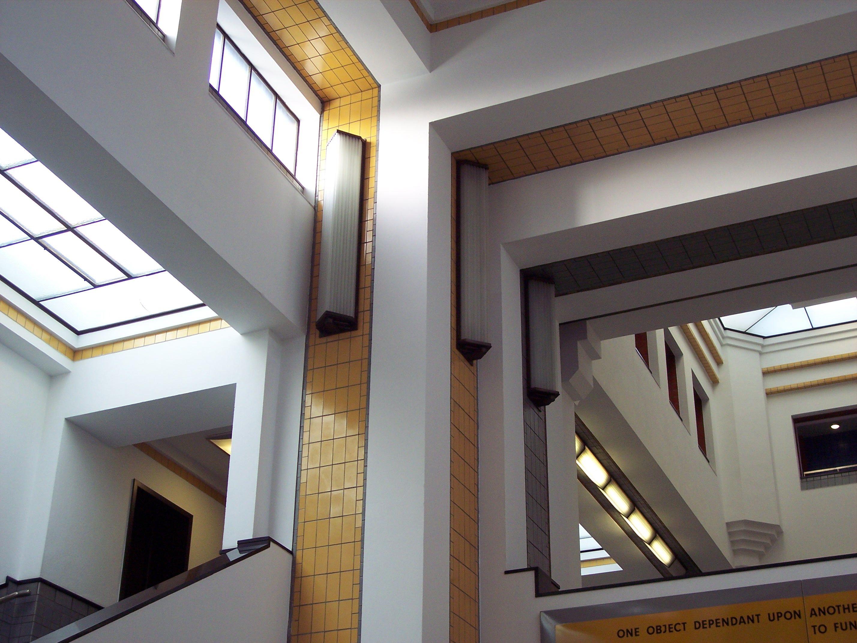 H.p. berlage gemeentemuseum den haag 1927 1935 haags