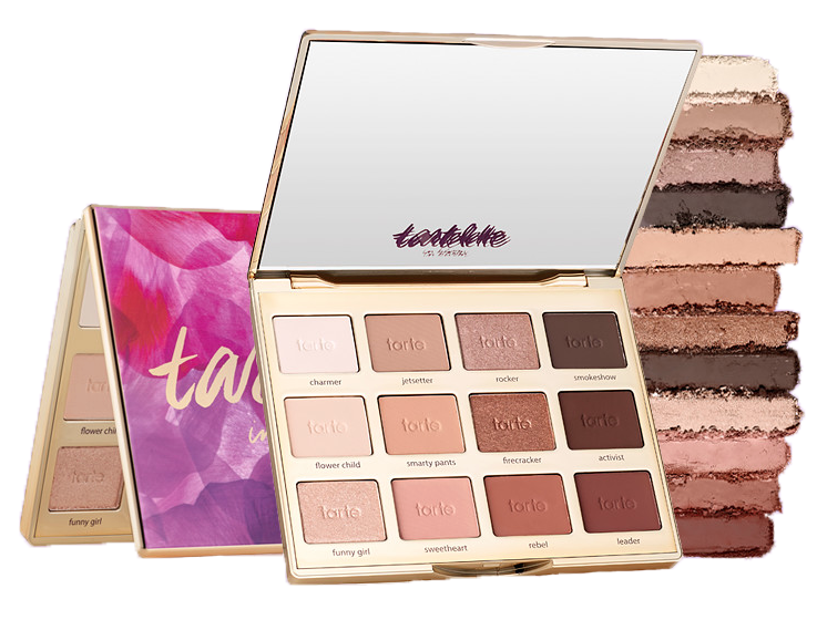 Tavolozza Trucchi ~ New! tartelette in bloom palette now available #tarte