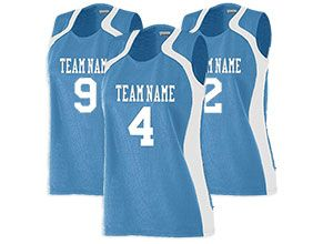 Custom Womens Basketball Jerseys  6d91eb389
