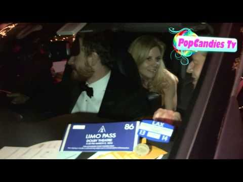 ▶ Michael Fassbender greets fans while departing 12 years a Slave Private Party at Ago LA - YouTube