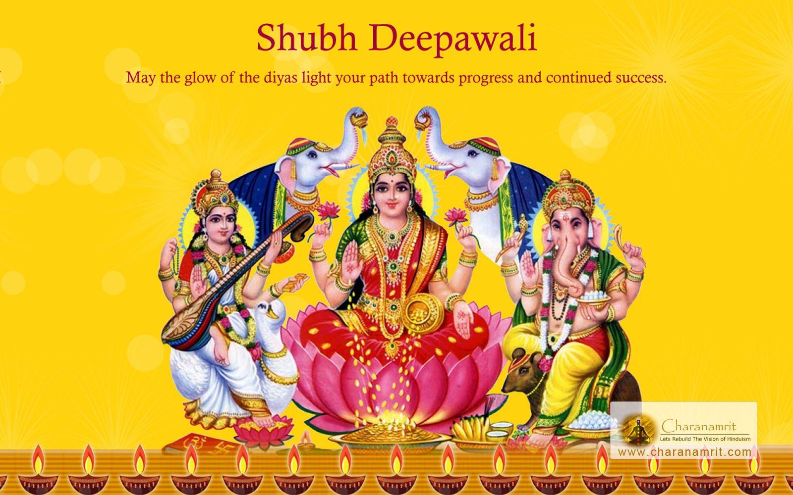 images of laxmi & ganesh in hd for diwali