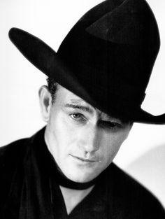 5f021dbeadb0e2 Ten-Gallon Stetson Hat John Wayne | The Wild West Western Movies in ...