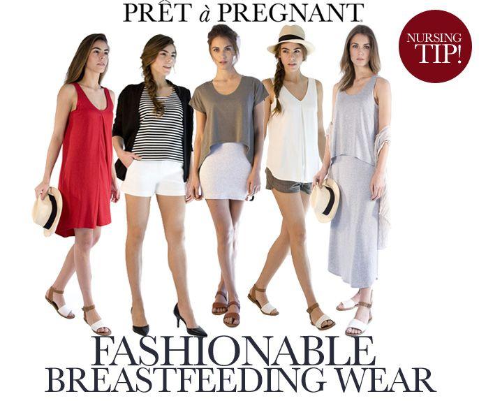 93fb1397a7f37 Tip: Au Lait high end nursing and breastfeeding wear @ www.pretapregnant.com