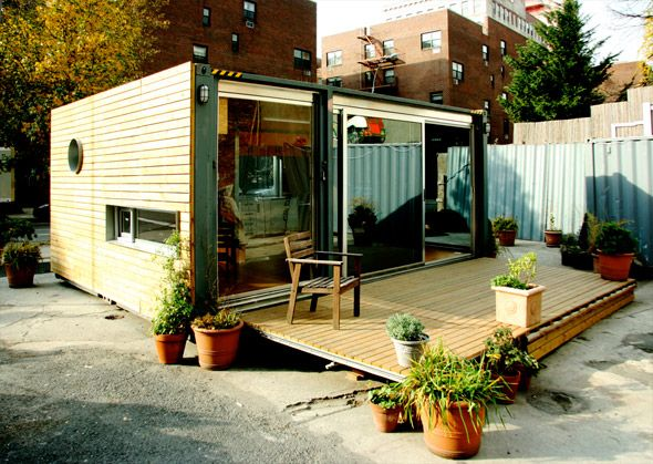 Toronto based companys prefab home goes viral Shipping Container
