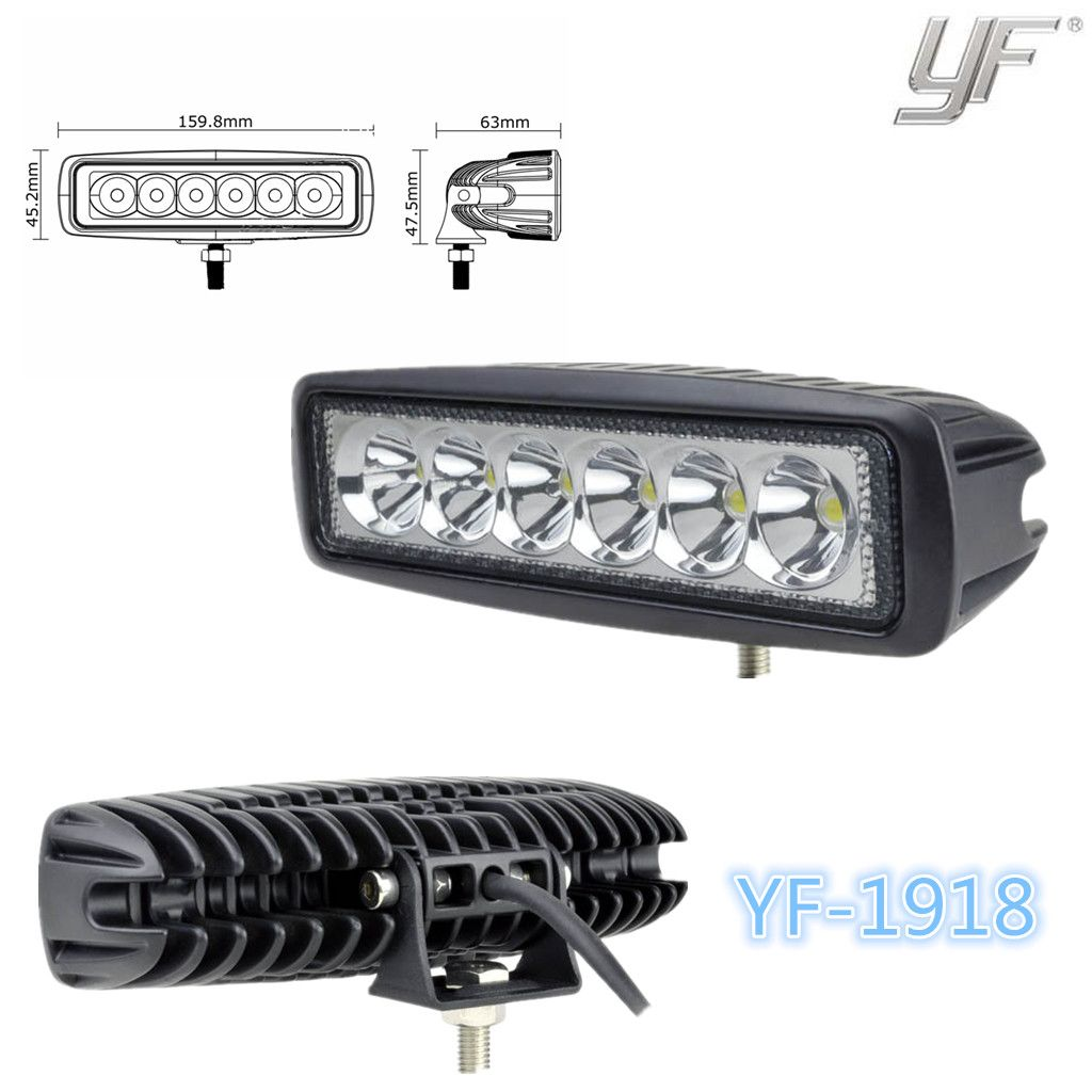 18w Led Work Light Led Work Lamp Ip67 Ce Rohs Any Interests In Call Me Let S Talk More Yf12 Yufengltd Com