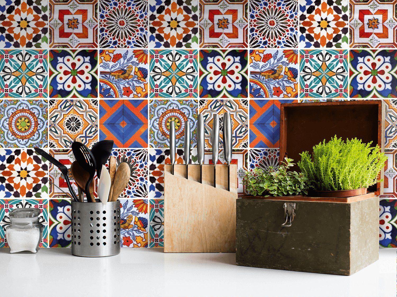 Ungewöhnlich Küchenfliese Transfers Uk Galerie - Küchenschrank Ideen ...