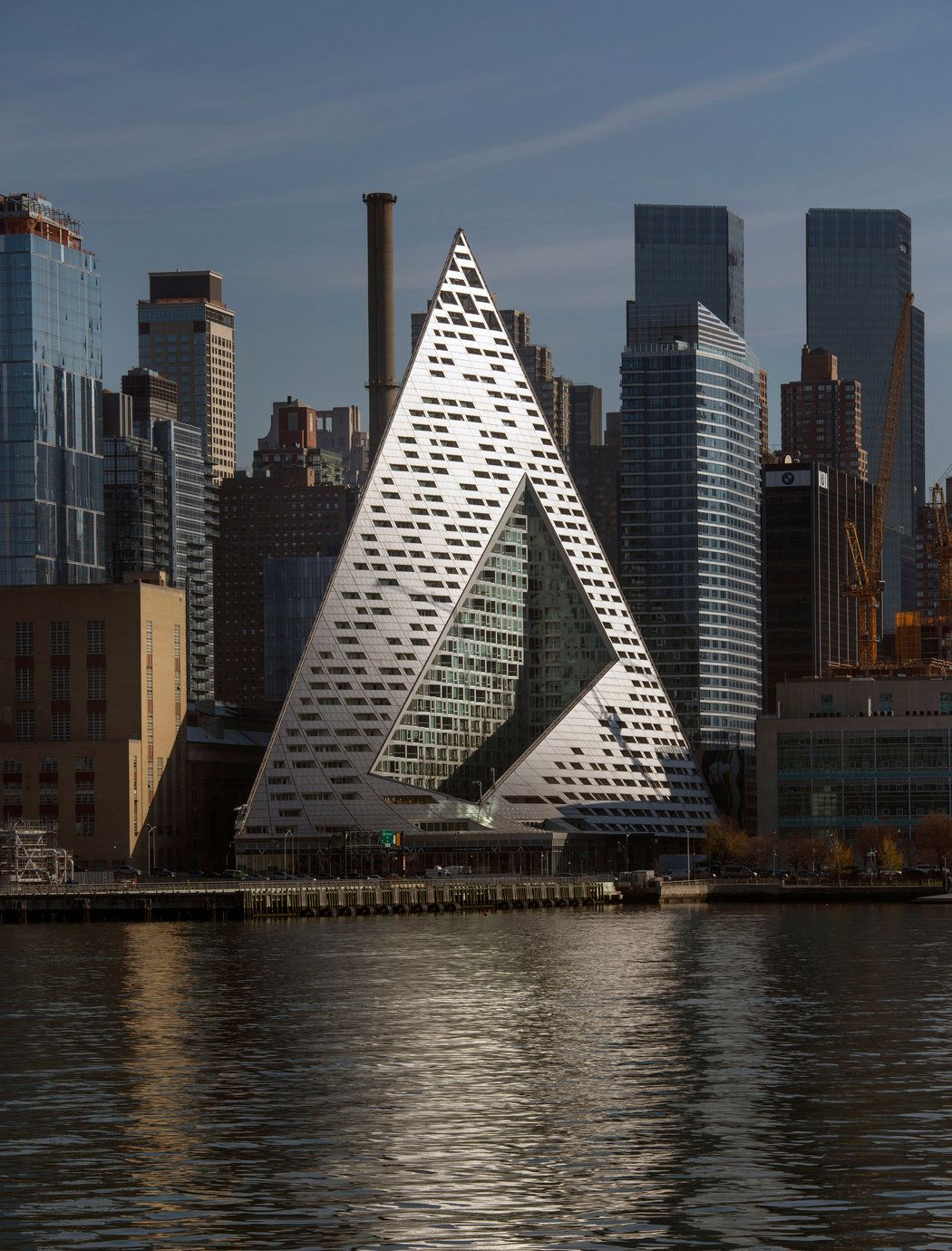 The Best Architecture In New York Of 2016 The New York