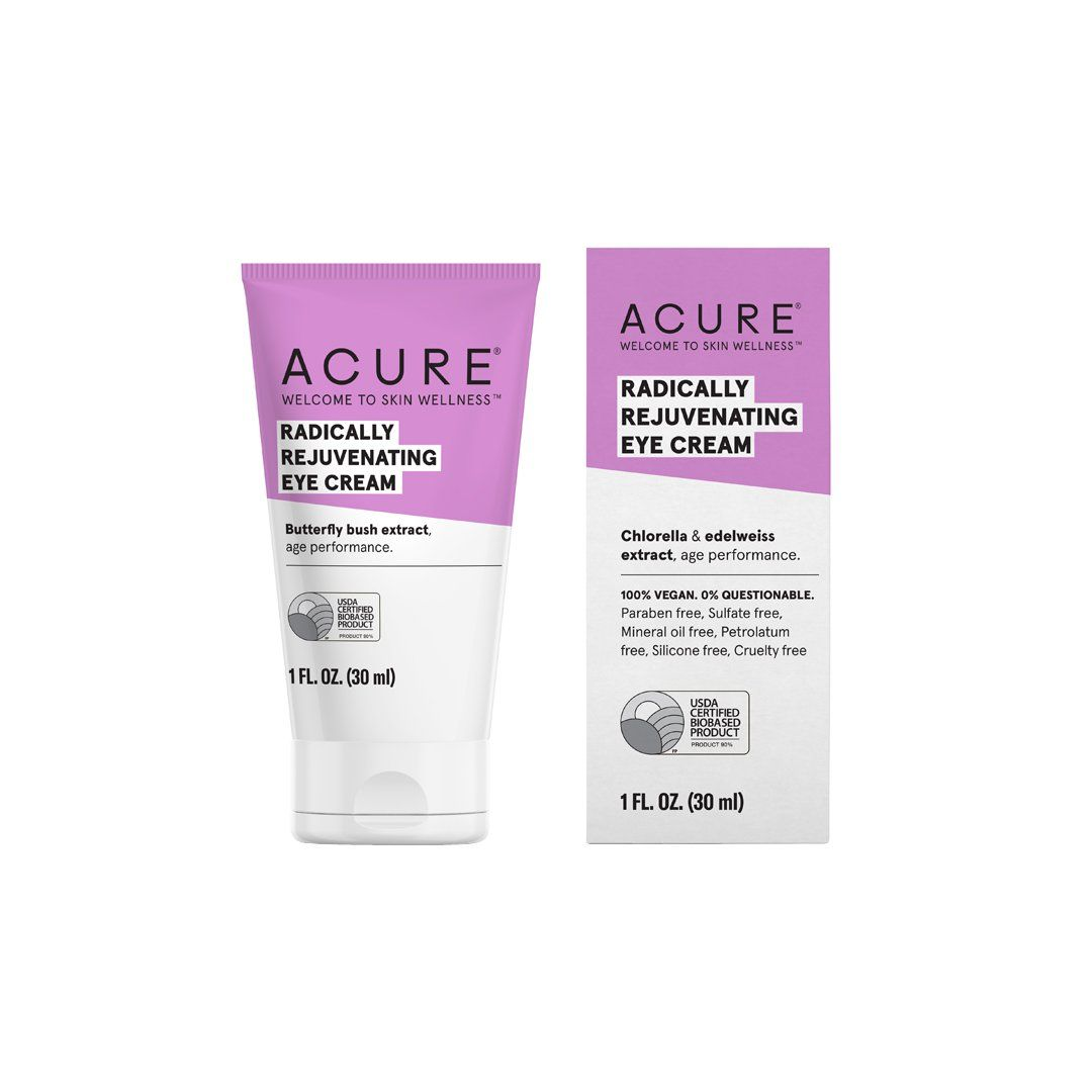 Acure Radically Rejuvenating Eye Cream In 2019