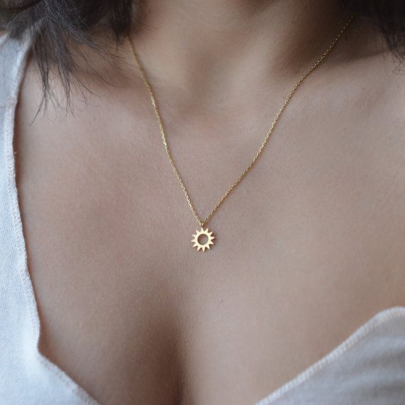 Photo of Gold chain necklaces