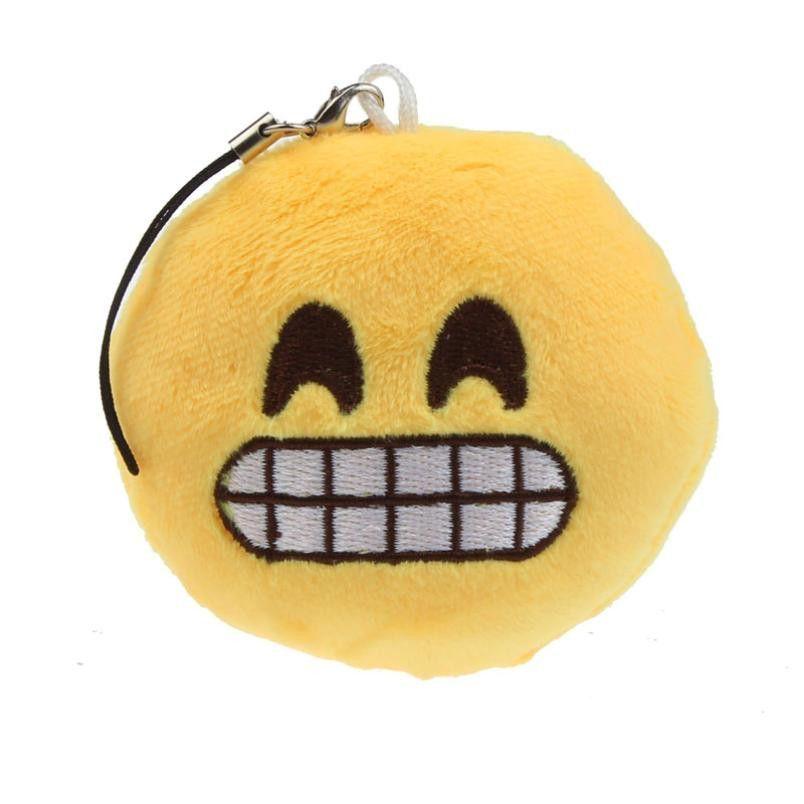 Cute Keychain Emoji
