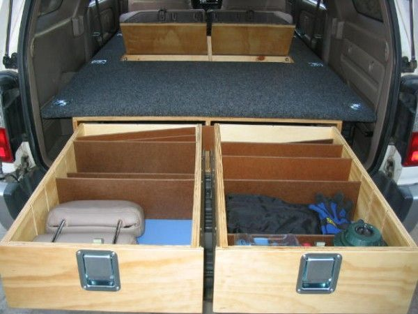 Cargo Storage Truck Camping Truck Bed Camper Suv Camper