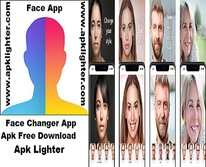 FaceChangerApp is the most popular free Apk app on