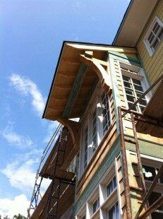 Wood Bracket 11t8 Dream Porch Porch Roof Wood