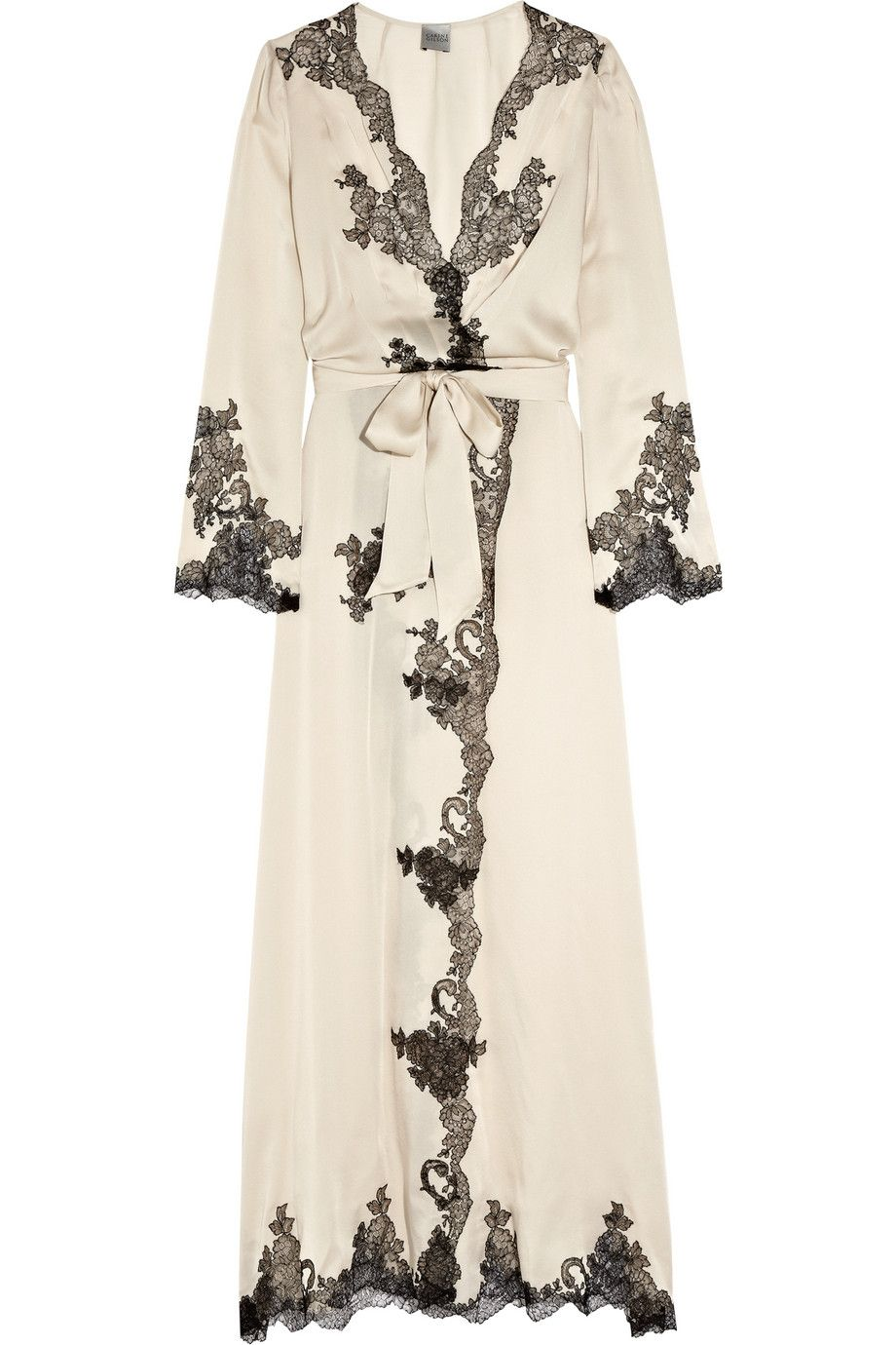 A silk robe should be in every wardrobe 31