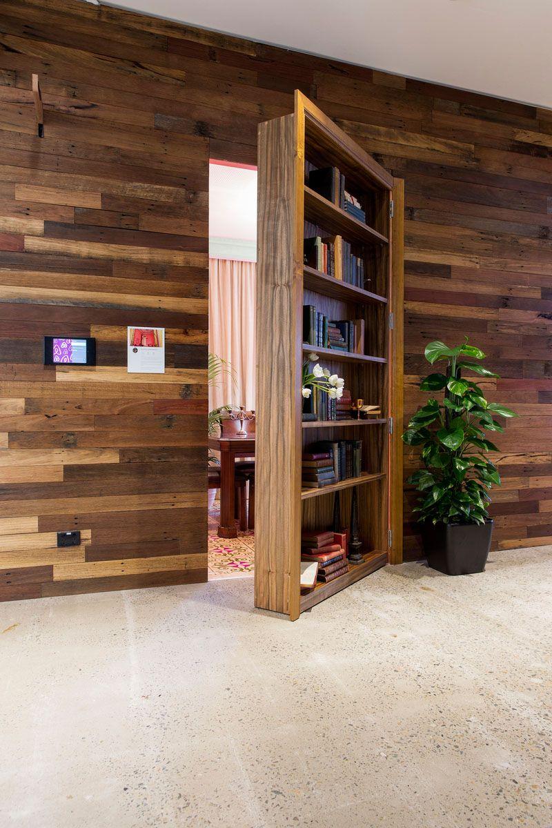 21 Clever Hidden Door Ideas To Make Your Home More Fun