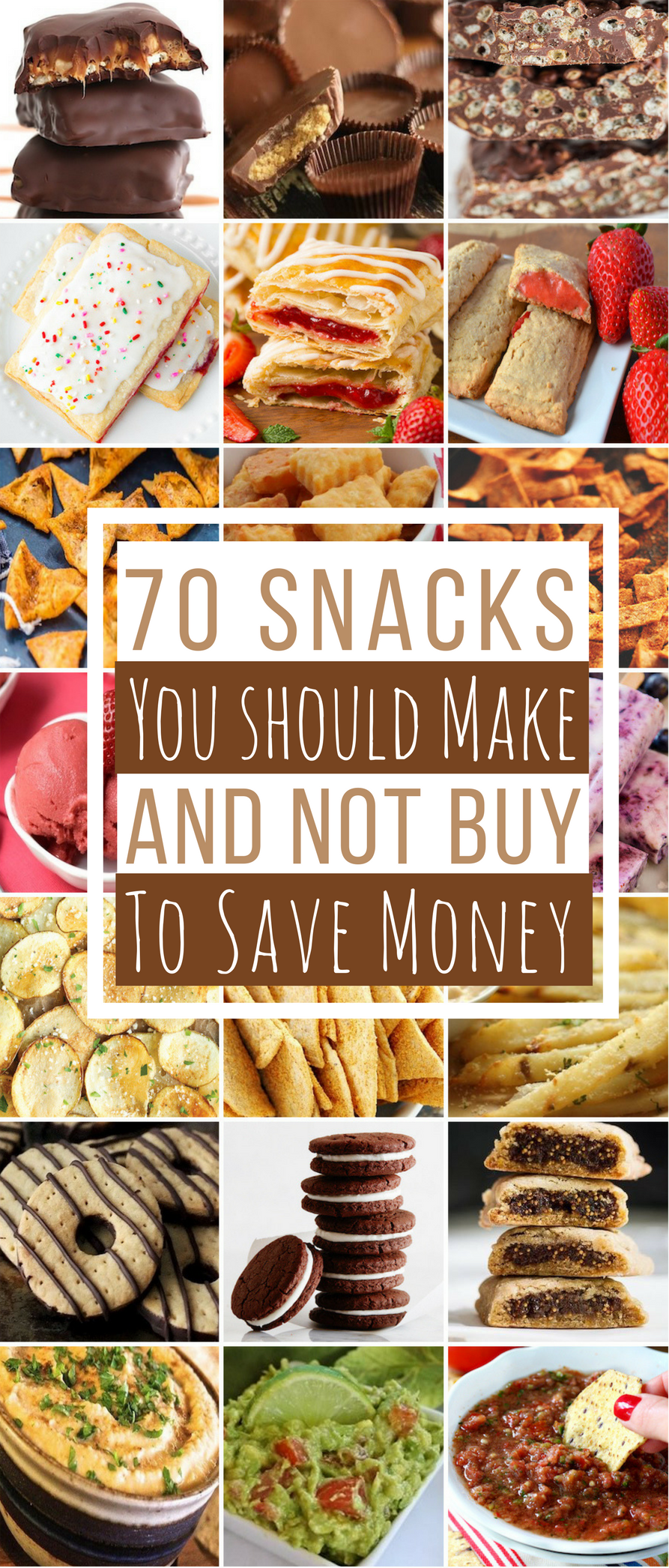 Photo of 70 Homemade Snack Recipes