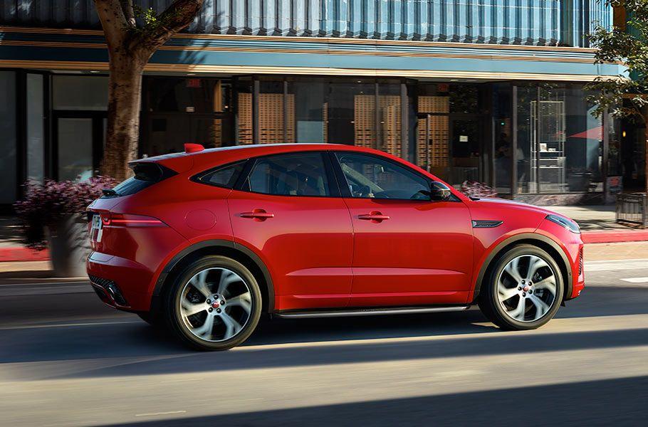 All-New E‑PACE | Jaguar, Suv