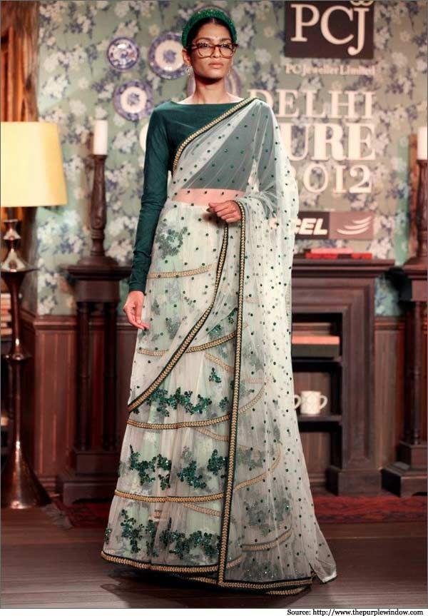 Sabyasachi Sarees Bridal Wear Collection Designer Wedding