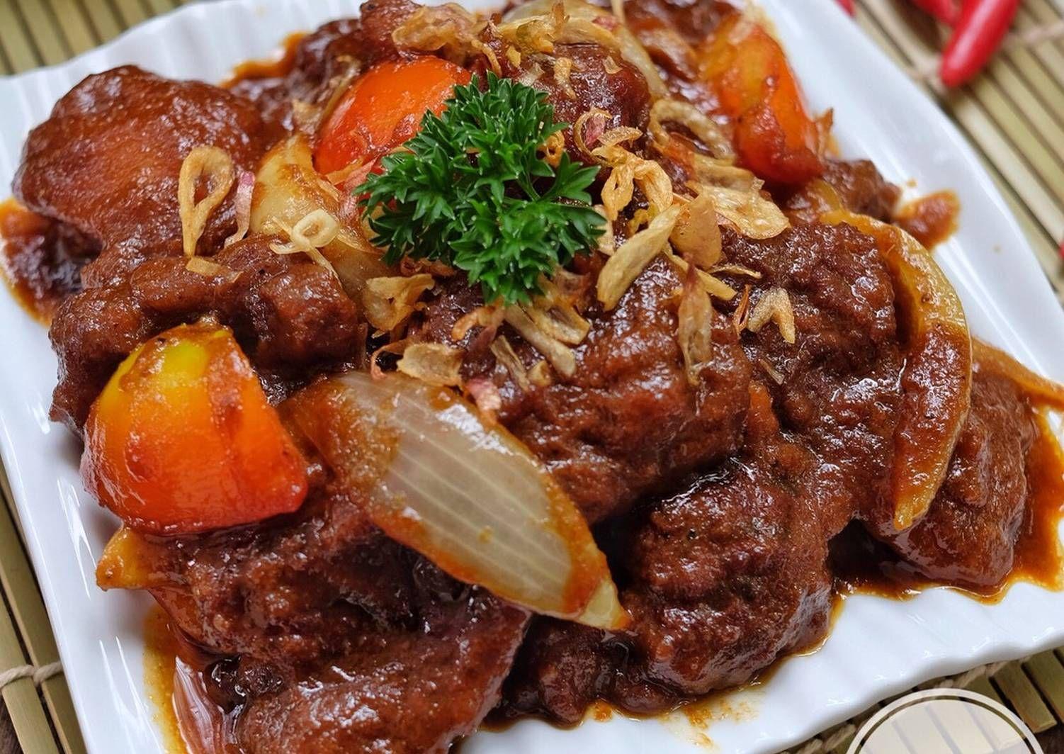 Resep Semur Daging Kentang Oleh Susi Agung Resep Semur Daging Resep Masakan Masakan