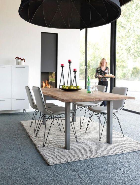 XOOON eetkamer stoelen | gratis lookbook | Interieur door ...
