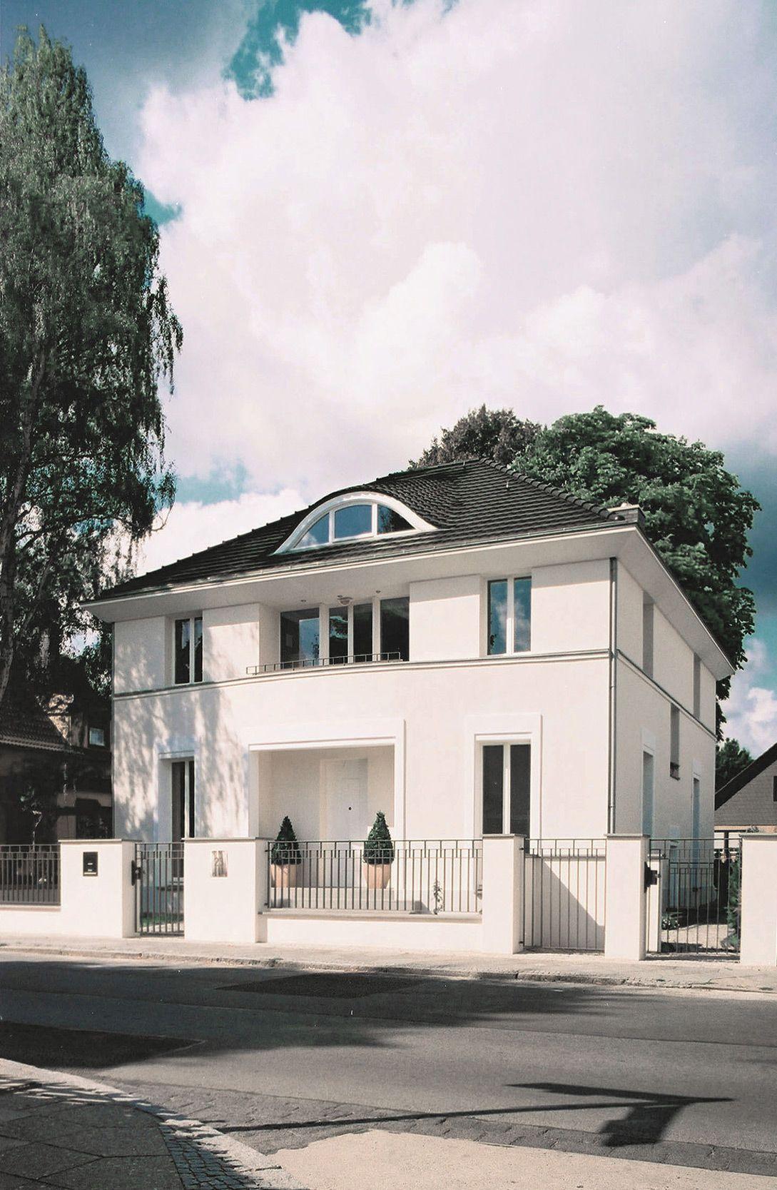 Wissmannstraße - In Berlins Traditionsvillenviertel Grunewald ...