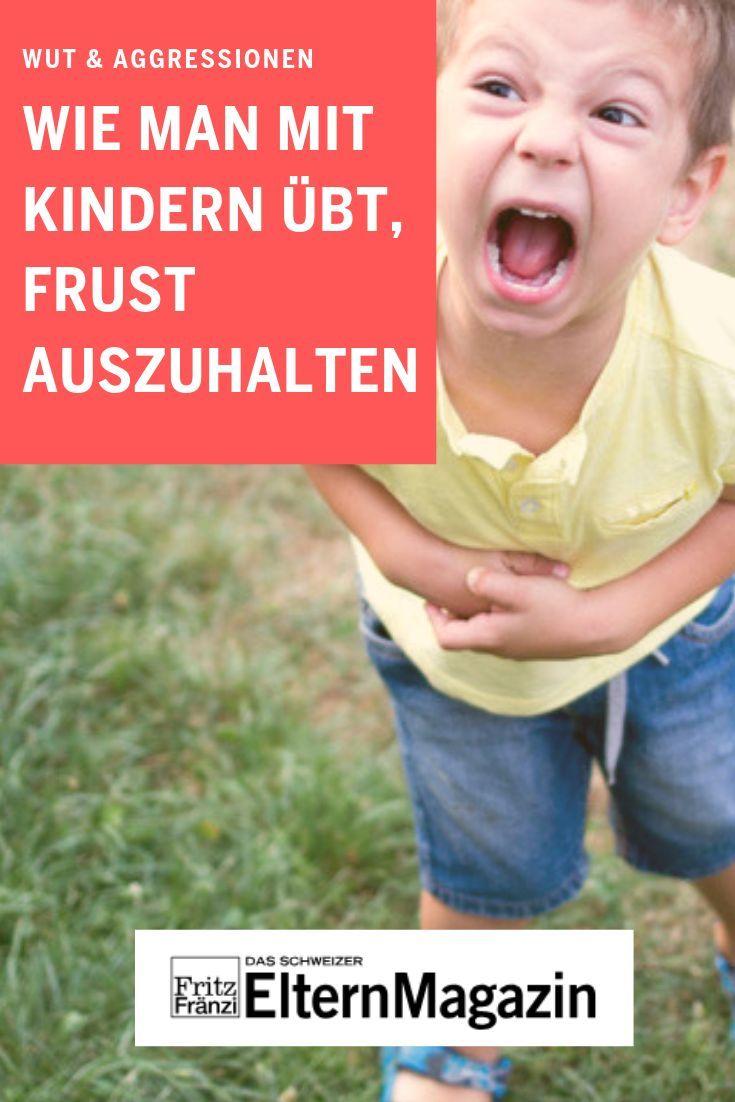 Photo of Wie man mit Kindern übt, Frust zu ertragen