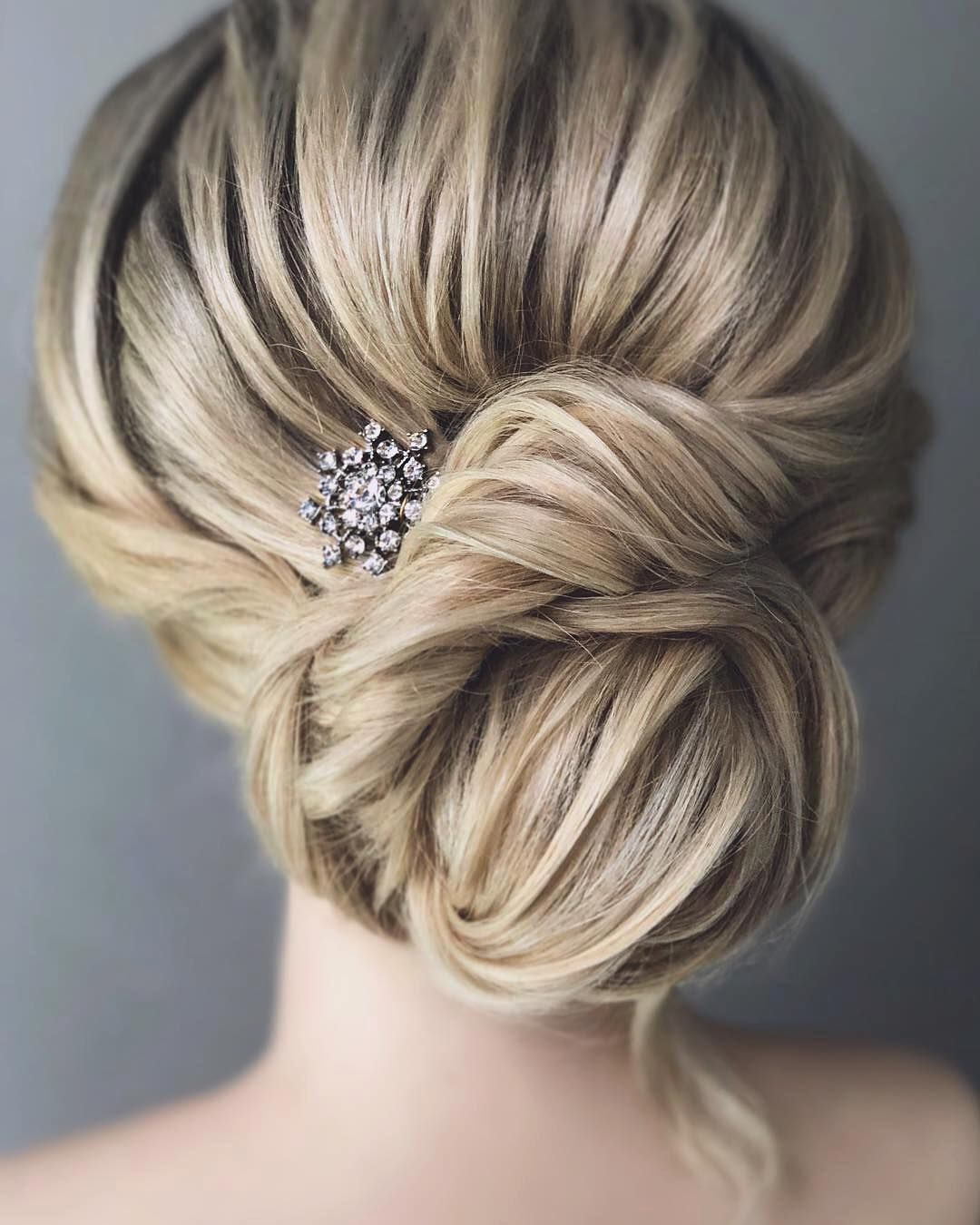 Wedding Hairstyle Nashville: Every Snowflake Is Unique, Yet They Are Each Perfect. ️