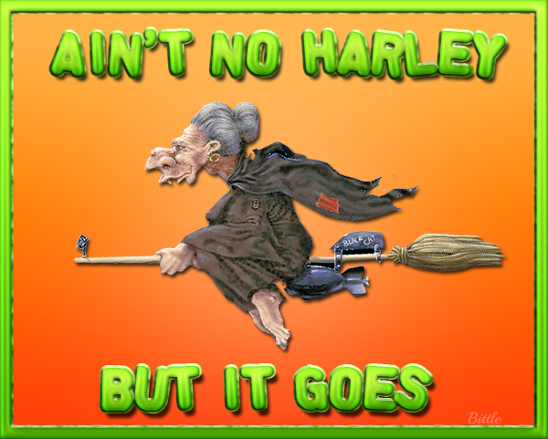 Aint No Harley But T Goes Witch Halloween Halloween Quotes Halloween Humor  Funny Halloween Quotes Halloween Jokes Funny Halloween Images Halloween  Comics
