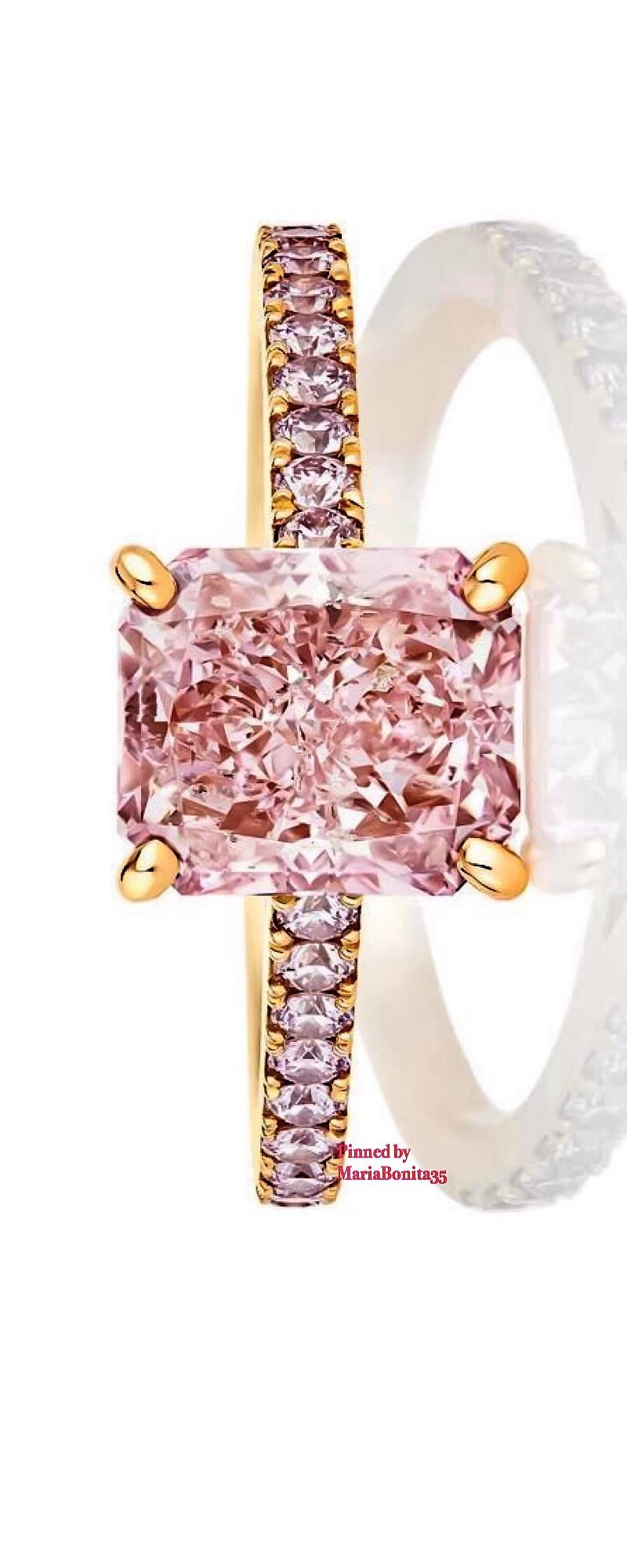 De Beers Pink Diamond Ring | Jewelry | Pinterest | Ring, Bling and ...