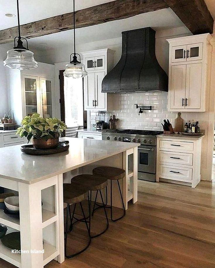 Kitchen Island Ideas Farmhouse Kitchen Island Decor Kitchen Style White Kitchen Design