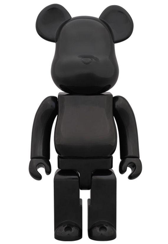 d0f0922f MEDICOM TOY - BE@RBRICK Aroma Diffuser 400% - Black   Bearbrick ...