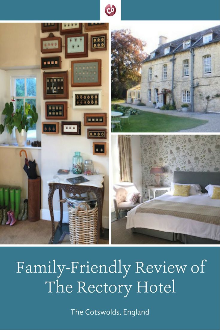 bdb80034c Family-Friendly Review of The Rectory, Cotswolds, England Family Of 6,  Friends