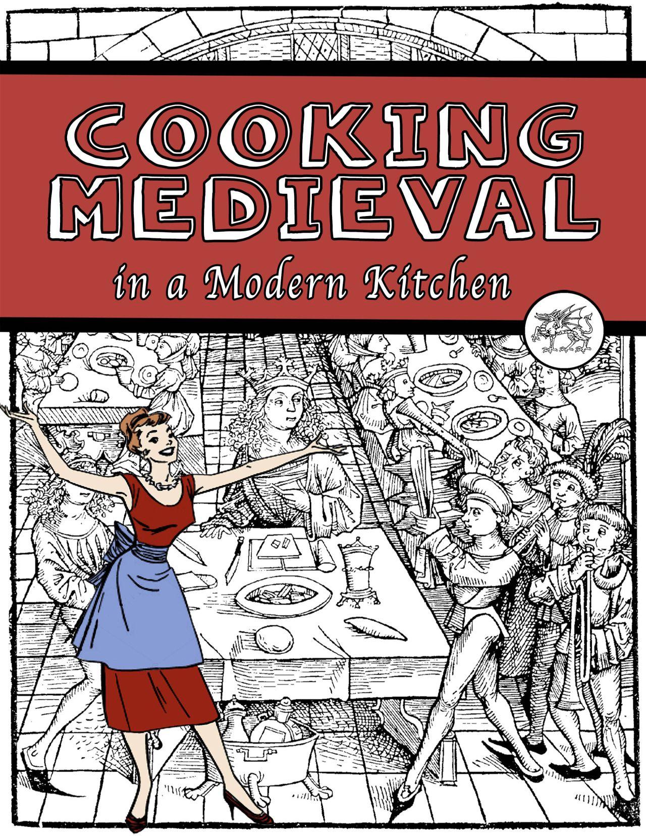 Medieval in a Modern Kitchen