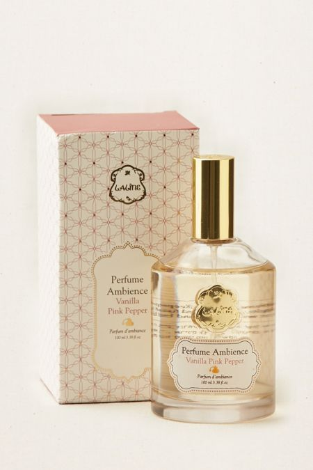 Laline Perfume (Perfum) Ambiance Room Spray, Vanilla Pink