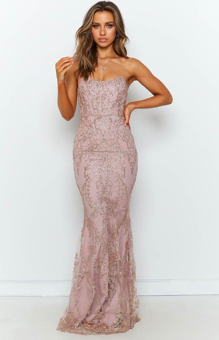 arden formal dress blush  6 in 2020  abendkleid kleider