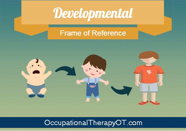 developmental frame of reference | OT | Pinterest | Occupational ...