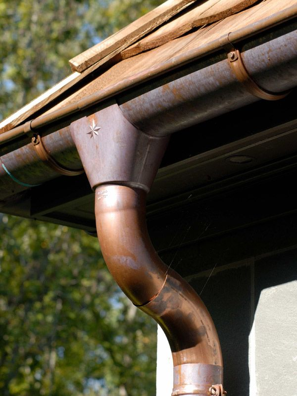 Cost Of Gutter And Downspout Installation