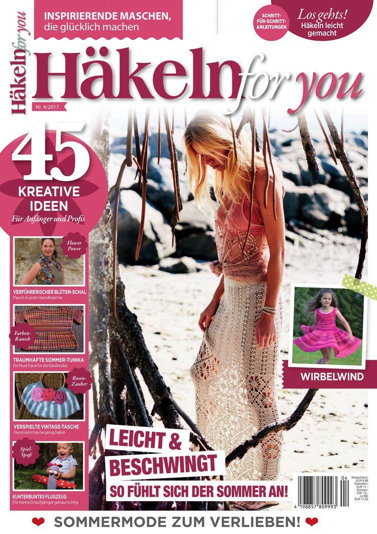 Hakeln For You 4 2017 轻描淡写 轻描淡写 Bookscrocknitlace
