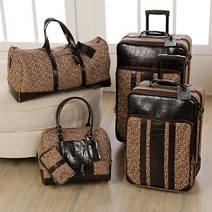 Cute Luggage set | Wedding Day Accessories | Pinterest | Luggage ...
