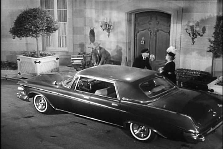 Beverley Hillbillys Imperial Cars Movie Tv Cars Classic Cars